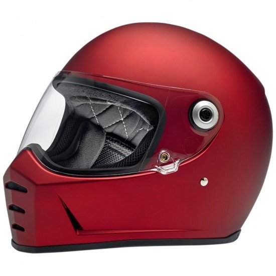Helm BILTWELL Lane Splitter Flat Red