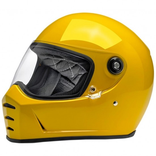Casco BILTWELL Lane Splitter Gloss Safe-T Yellow