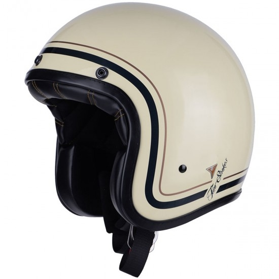 Casco BY CITY Two Strokes Beige