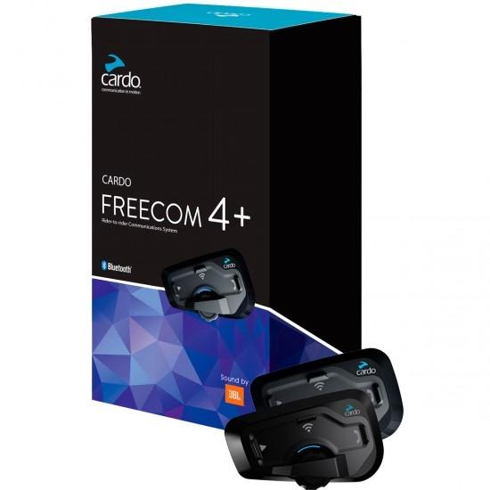 Electrónica CARDO Scala Rider FreeCom 4+ Duo