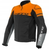 DAINESE Agile Black-Matt / Orange / Charcoal-Gray