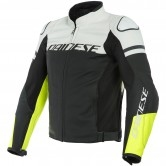 DAINESE Agile Black-Matt / White / Fluo-Yellow