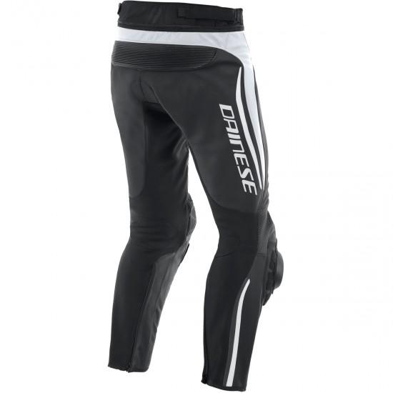 Pantalon DAINESE Alpha Estiva Black / Black / White