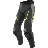 DAINESE Alpha Estiva Black / Matt-Grey / Fluo-Yellow