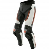 DAINESE Alpha Estiva White / Black / Fluo-Red