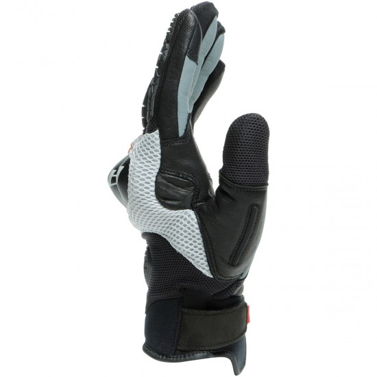 Handschuh DAINESE D-Explorer 2 Glacier-Gray / Orange / Black