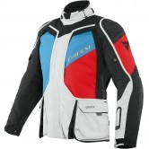 DAINESE D-Explorer 2 Gore-Tex Glacier-Gray / Blue / Lava-Red / Black