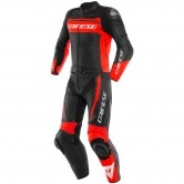 DAINESE Mistel Black-Matt / Fluo-Red / Black-Matt