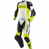 DAINESE Mistel White / Fluo-Yellow / Black