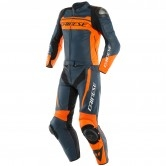 DAINESE Mistel Black-Iris / Black-Iris / Orange