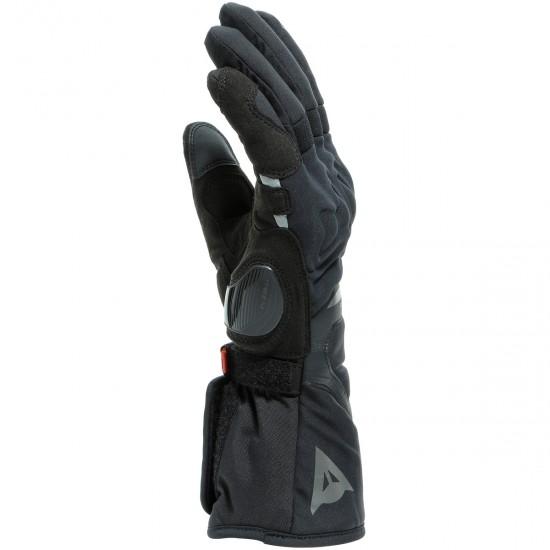 DAINESE Nembo Gore-Tex Gore Grip Black / Black Gloves