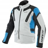 DAINESE Tonale D-Dry Glacier-Gray / Performance-Blue / Black