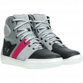 DAINESE York Air Lady Light-Grey / Coral