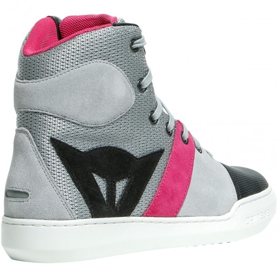 Bottes DAINESE York Air Lady Light-Grey / Coral