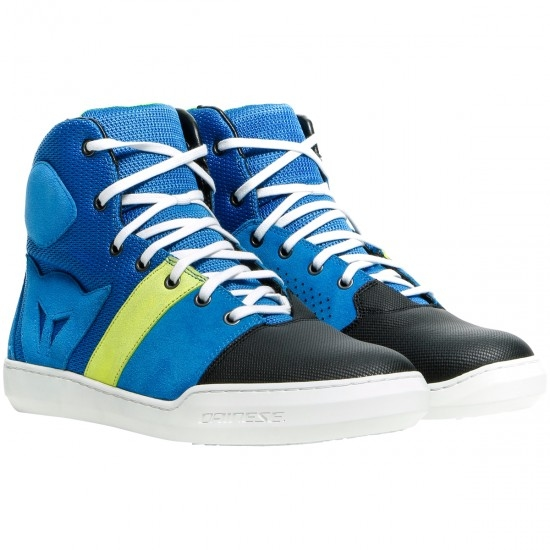 Bottes DAINESE York Air Performance-Blue / Fluo-Yellow