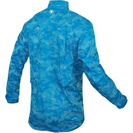 ENDURA Lumijak II Hi-Viz Blue Jacket