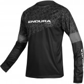 ENDURA MT500 L/S Print T Limited Edition Black