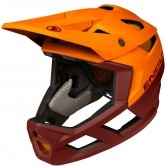 ENDURA MT500 Full Face Tangerine