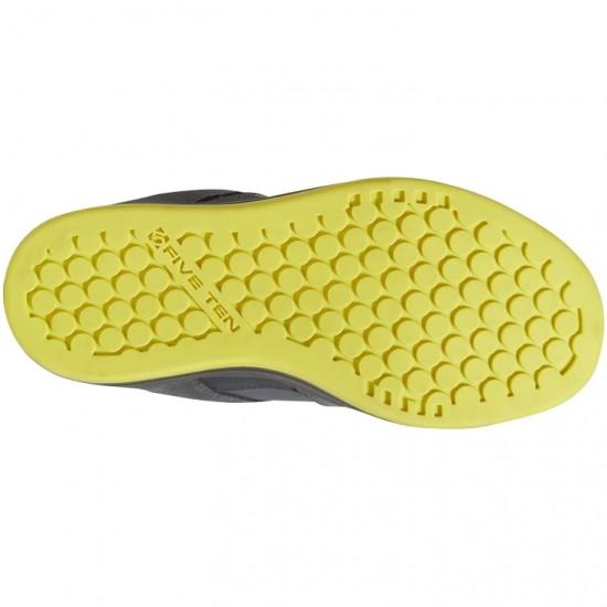 Zapatillas FIVE TEN Freerider VCS Junior Grey Six / Shock Yellow / Black