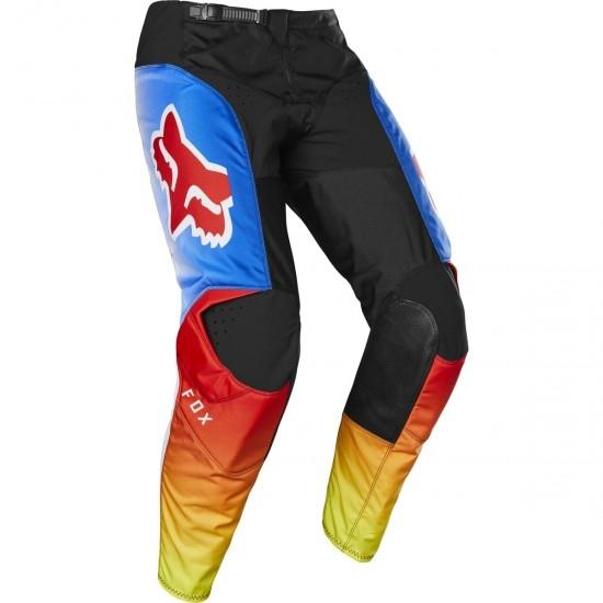 Pantalon FOX 180 2020 Fyce Blue / Red
