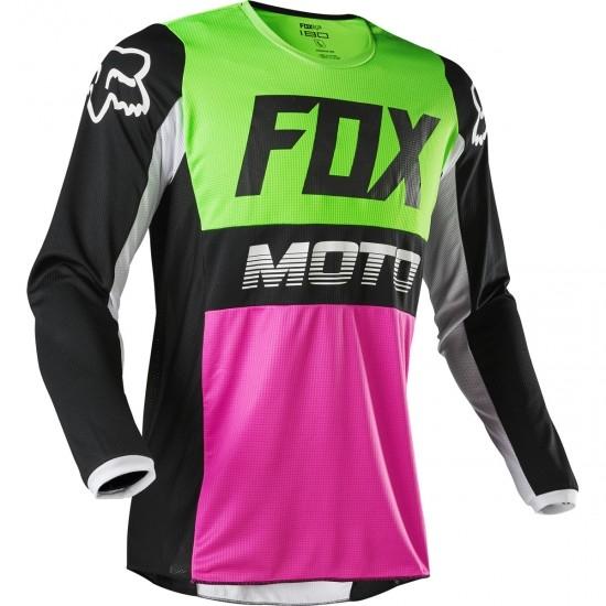 Jersey FOX 180 2020 Fyce Multi