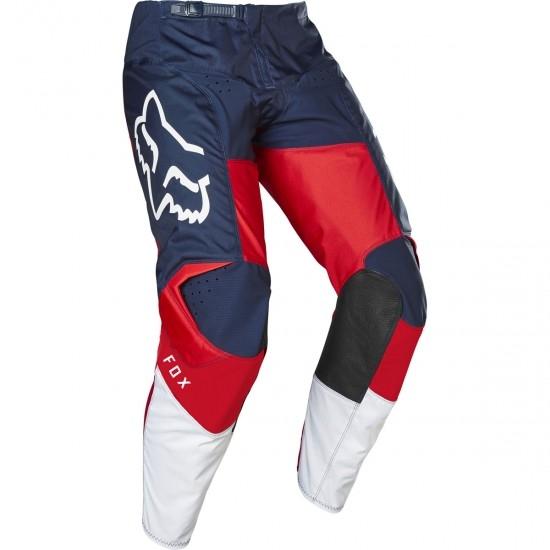 Pantalon FOX 180 2020 Honda Navy / Red