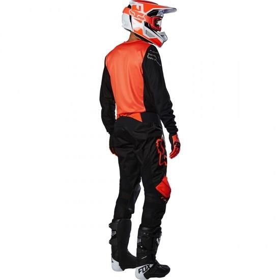 Maillot off road FOX 180 2020 Prix Fluorescent Orange