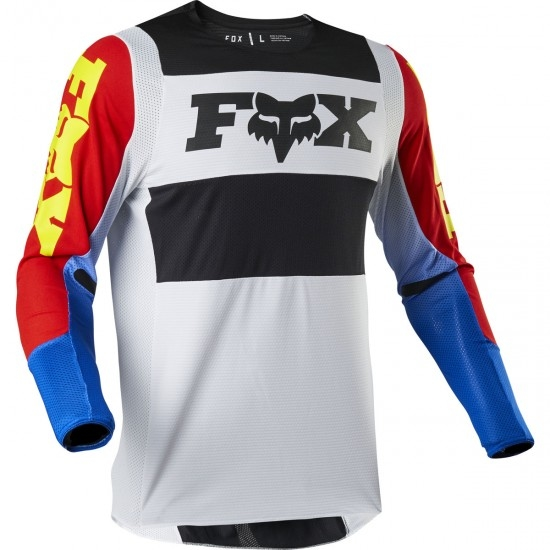 FOX 360 2020 Linc Blue / Red Jersey