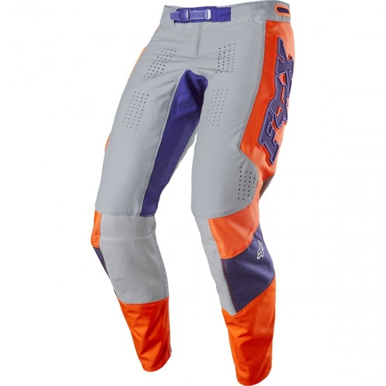 Pantalon FOX 360 2020 Linc Grey / Orange