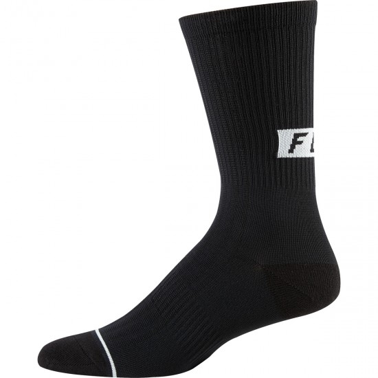 "Calcetines FOX 8"" Trail Lady Black"