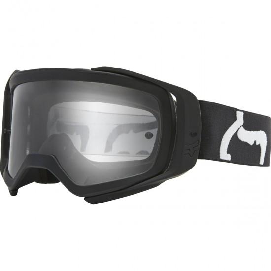 FOX Airspace II Prix Black / Clear Goggles