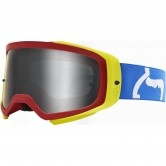 FOX Airspace II Prix Blue-Red / Chorme Mirror