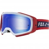 FOX Airspace II Simp Navy-Red / Blue Mirror