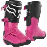 FOX Comp Junior Black / Pink