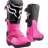 FOX Comp Lady Black / Pink