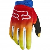 FOX Dirtpaw 2020 Fyce Blue / Red