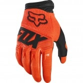 FOX Dirtpaw 2020 Junior Race Fluorescent Orange