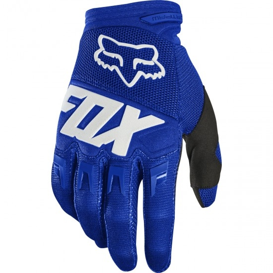 Guantes FOX Dirtpaw 2020 Race Blue / White
