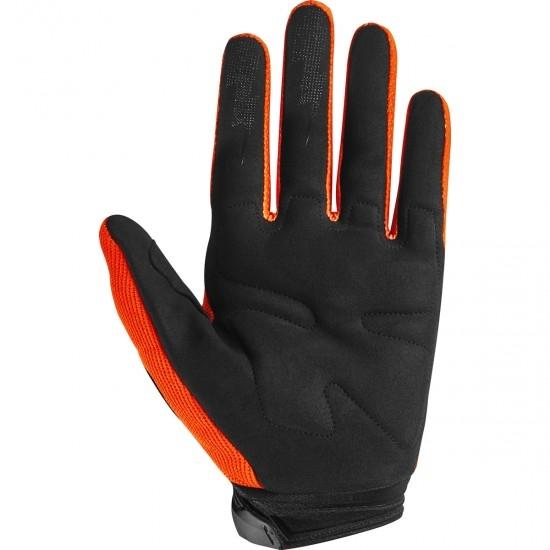 Guantes FOX Dirtpaw 2020 Race Fluorescent Orange