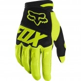 FOX Dirtpaw 2020 Race Fluorescent Yellow