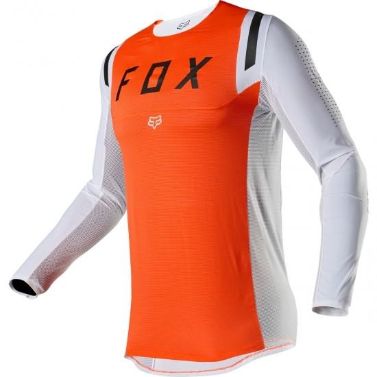 Maillot off road FOX Flexair 2020 Howk Fluorescent Orange