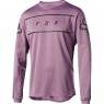 Maglia FOX Flexair LS Fine Line Purple HZ