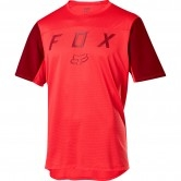 FOX Flexair SS Moth Bright Red
