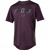 FOX Flexair SS Moth Dark Purple
