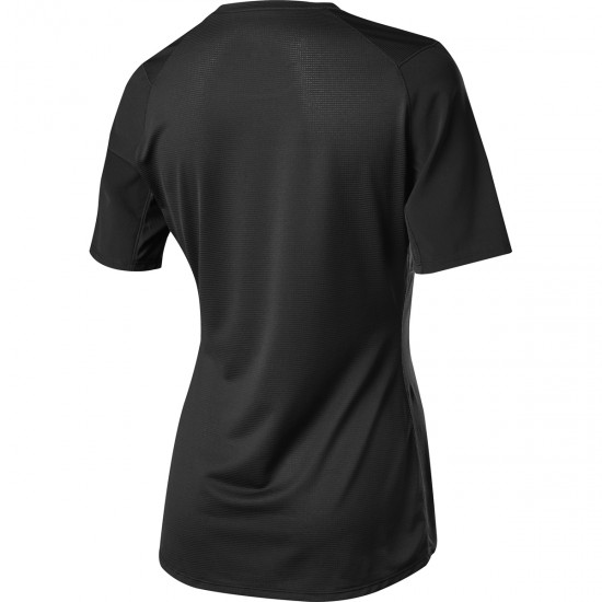 Camisola FOX Flexair SS Lady Black