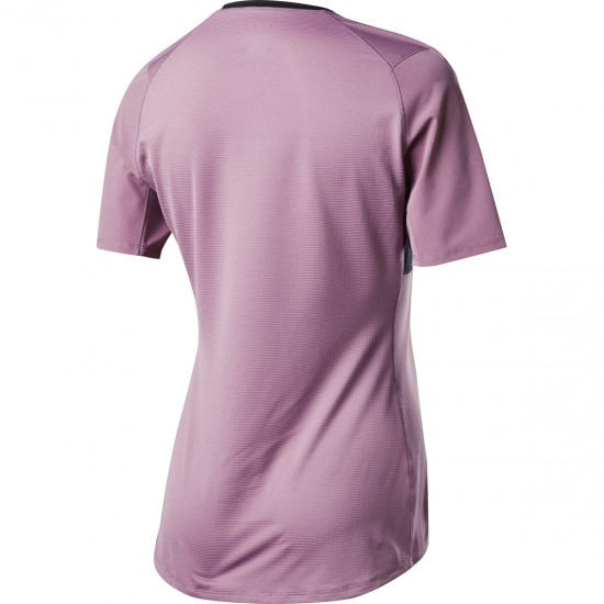 FOX Flexair SS Lady Purple HZ Jersey