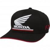 FOX Honda Fanwear Flexfit Junior Black