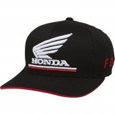 Honda Fanwear Flexfit Junior Black