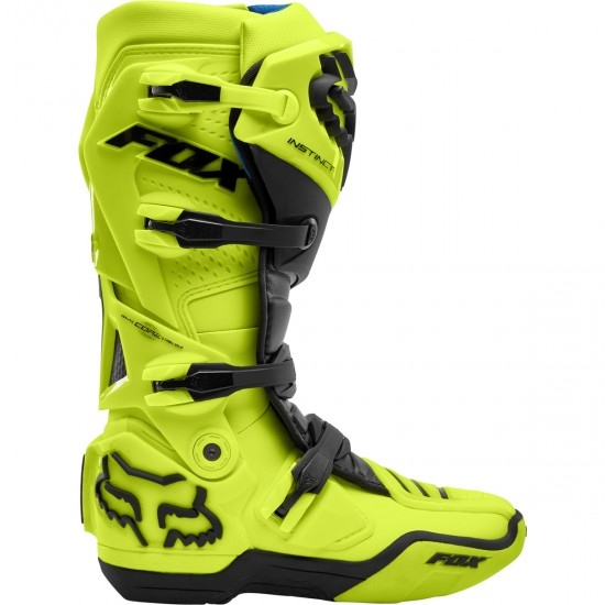 Stiefel FOX Instinct Fluorescent Yellow