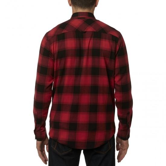 Camiseta FOX Longview Rio Red